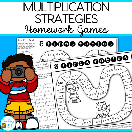 multiplication games for learning multiplication facts