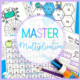 Engage and Motivate with Multiplication Activities that are Fun!