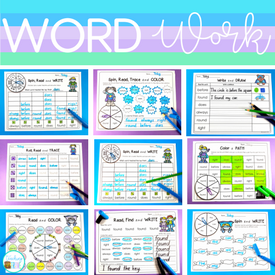 21 Word Work Activities to Engage Young Learners