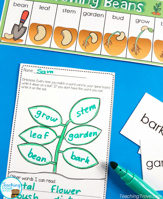 Editable sight word games for teaching sight words, theme words, phonics.