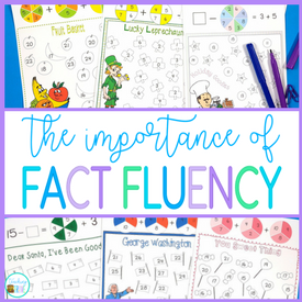 How to improve number fact fluency in your students