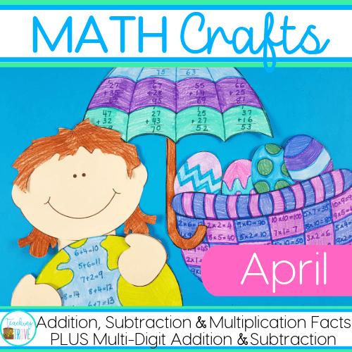 Math crafts make math fun