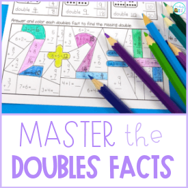 Have your Students Master the Doubles Facts