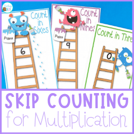 Skip Counting is an Important Multiplication Strategy