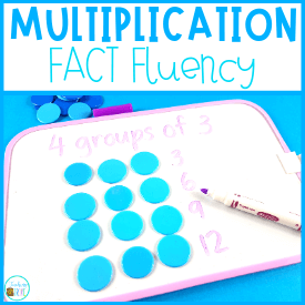 Three Easy Ways to Achieve Multiplication Fact Fluency