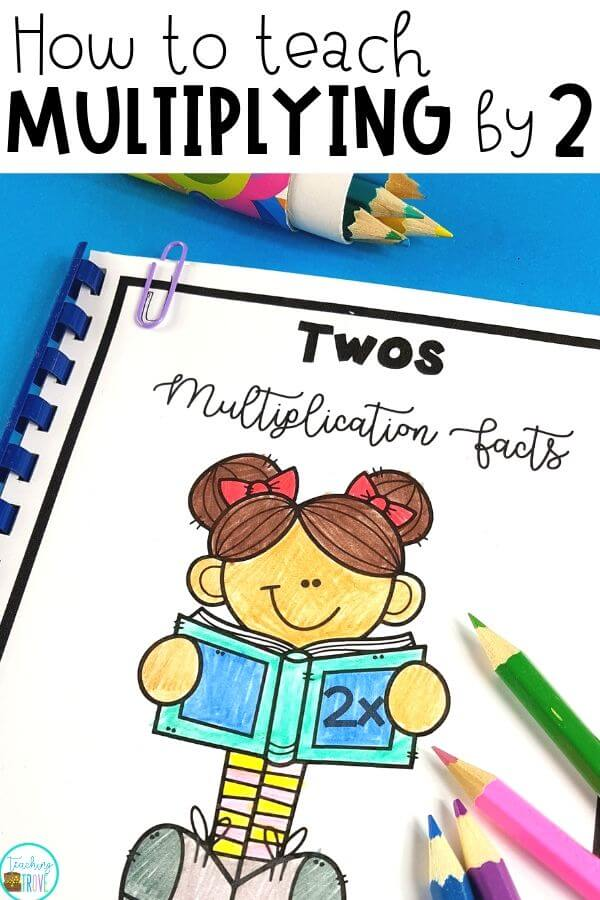 Teaching multiplication to your 3rd grade students should be fun. Use this free multiplication workbook to introduce each multiplication strategy and then interactive worksheets to help them remember their times tables. This multiplication activities are perfect for math centers, partner work, morning work or extra activities for early finishers. #multiplication #timestables #multiplicationgames #multiplicationactivities