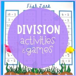 Division activites and games