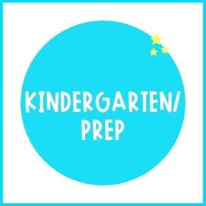 Kindergarten/Prep