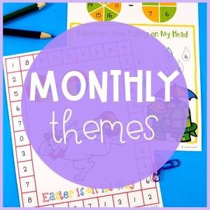 Monthly themes